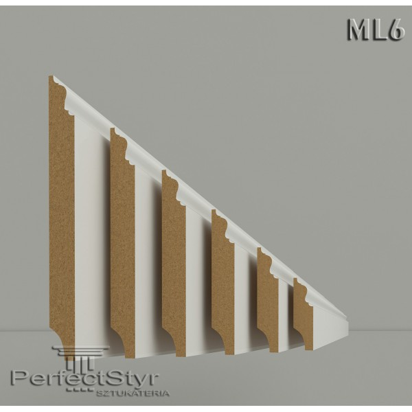 Gzyms podparapetowy LP4