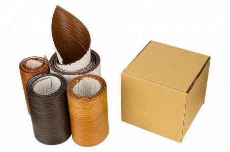 Deska elewacyjna elastyczna złoty dąb